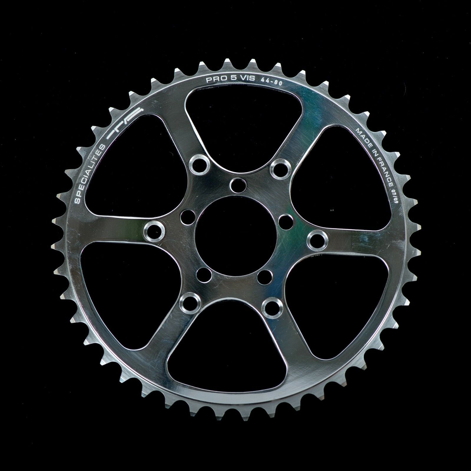 Specialites TA CY205 Cyclo-Touriste Outer Chainrings for Double Triple 48T 50 80