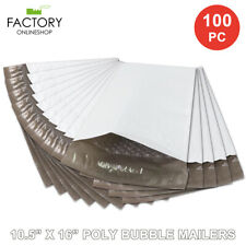 105x16 100 200 300 500 1000 Pc Poly Bubble Mailers 5 Self Seal Padded Bags