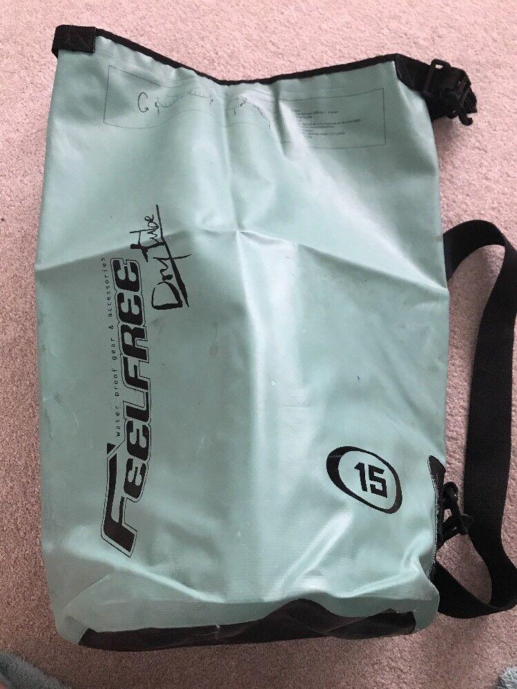 Feel Free Waterproof Dry Tube Bag Scuba Diving 15 Litre