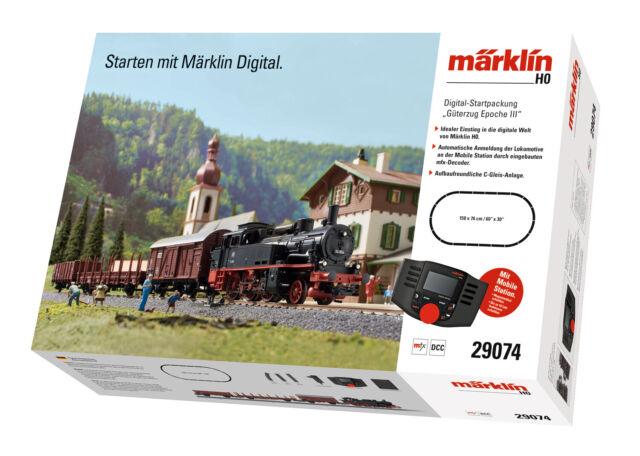 Märklin 29074 Set Digital Para Principiante Conbr 74 Compra Online En Ebay