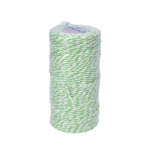 100Yard Cotton Bakers Twine Stripe Line Wedding Party Gift Craft Supply  M/&C