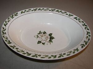 Image is loading Superior-Hall-Quality-Dinnerware-Cameo-Rose-10-5- & Superior Hall Quality Dinnerware Cameo Rose 10.5