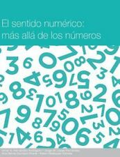 Sentido Numerico: Mas Alla de Los Numeros by Aileen Velazquez, Omar...