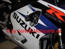 Suzuki GSXR 600 750  2006-2010   Sturzpads inkl Titanschrauben K7 K8 K9