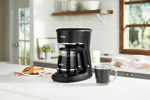 12-Cup-Programmable-Coffee-Maker-with-Thermal-Carafe-Option-Black