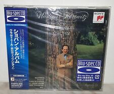 BLU-SPEC CD CHOPIN - NEW RECORDINGS - VLADIMIR HOROWITZ - JAPAN SICC 20049