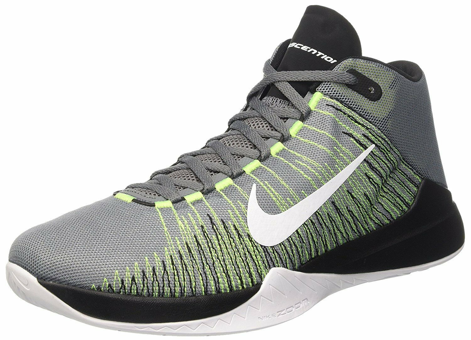 NIKE Zoom Ascention Mens Basketball shoes