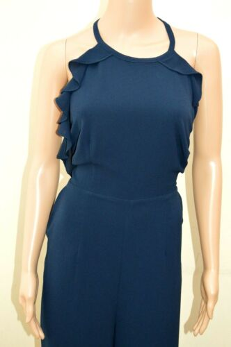 New Rrp tuta Sonia Uk scuro blu 199 Sz Whistles £ 12 Frill ffgHxwaS