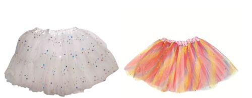 Net Tutu With Sequins