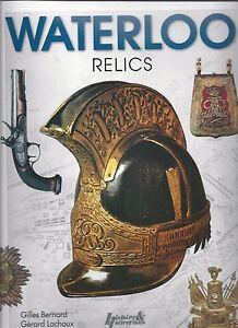 Waterllo relics book new edition