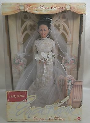 Erica Kane Doll All My Children Champagne Lace Wedding 2nd in a Series 1999 14+