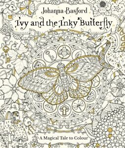 Image Is Loading Ivy And The Inky Butterfly Adult Colouring Story