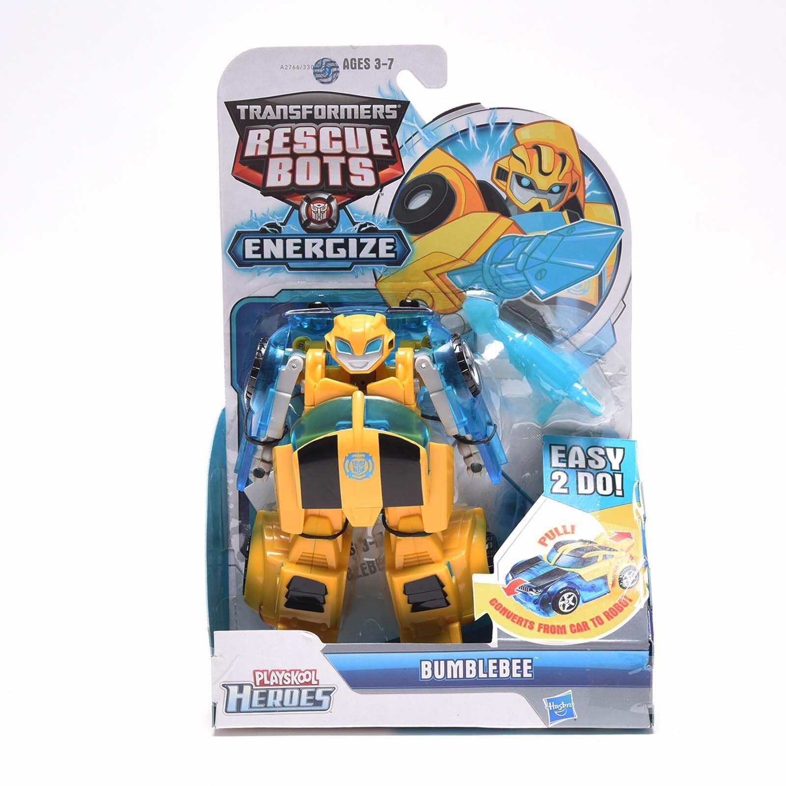 Die playskool helden rettungs - - - bots hummel actionfigur weihnachts - geschenk neue a1beb3