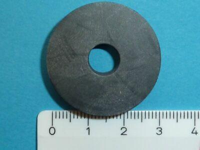 10 Stück Gummischeiben, Gummi-unterlegscheiben 8x30x7 Mm Schwarz Pak-frei Der Preis Bleibt Stabil