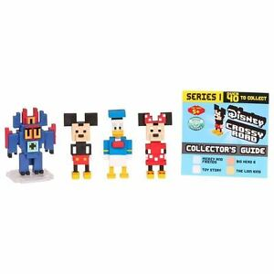 Disney-Crossy-Route-4-Paquet-De-Figurines-Mini-Figurines