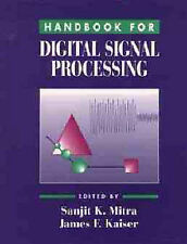 Handbook for Digital Signal Processing by
