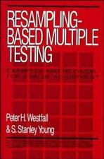 NEW Resampling-Based Multiple Testing: Examples and Methods for P-Value Adjustme