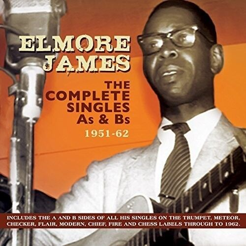 Elmore James - Complete Singles As & BS 1951-62 [New CD]