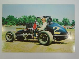 Larry-Dickson-2-Time-USAC-Sprint-Car-Champion-Postcard-Out-of-Print-2-Dunseth