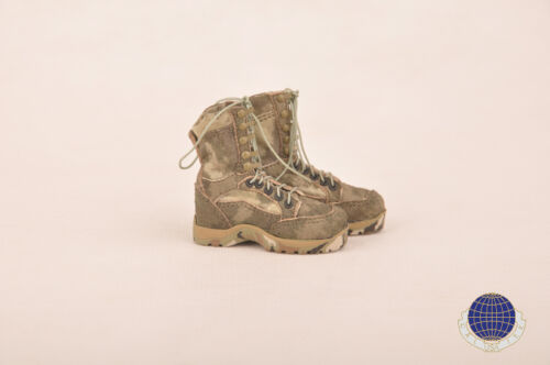 TFX GTX A-TACS AU Boots 1//6th Scale for 12 Inches Action Figure Made by CalTek