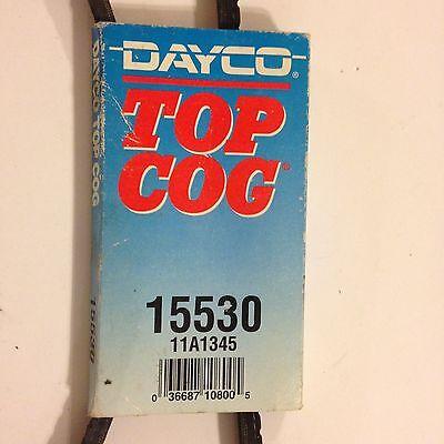 Dayco Accessory Drive Belt 15530