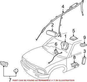 General Motors 10383585 SENSOR
