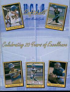 UCLA-Softball-1995-Media-Guide