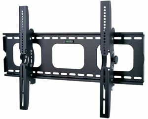 Black-Slim-Tilt-TV-Wall-Bracket-Fits-Samsung-LG-Sony-Philips-Toshiba-Panasonic