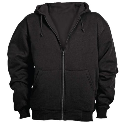Craftsman DB Premium Men/'s Full-Zip Thermal Active Jac Hooded Jacket Size S-5XL