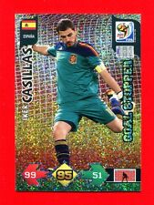 SOUTH AFRICA 2010 - Adrenalyn Panini - Card Goal Stopper - CASILLAS - ESPANA