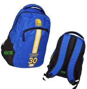 792963a64bb7 Image is loading Stephen-Curry-30-NBA-Golden-State-Warriors-Backpack