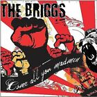 Come All You Madmen [PA] by The Briggs (Hardcore) (CD, Aug-2008, Side One Dummy)