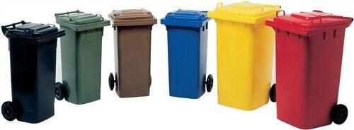 Sulo Mülltonne 80L  in blau,gelb,braun,blau,grau,rot Abfalltonne, Behälter