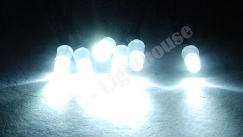 RC LED Lights for Pro-Line 6085-00 HID Crawler//Desert Truck Light Bar Kit 6W5