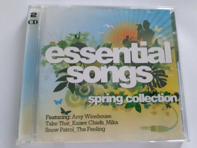 Various Artists - Essential Songs (Spring Collection) 2 CD'S