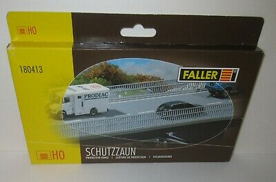 Faller 180413 Protective Fence 126cm Scenery and Accessories