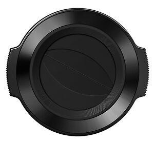 Olympus LC-37C automatischer Objektivdeckel schwarz für Pancake 14-42 EZ M.Zuiko