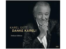 Artikelbild Karel Gott - Danke Karel! (Deluxe Edition) - (CD)