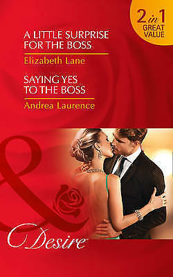 """""""AS NEW"""" A Little Surprise For The Boss (Desire), Laurence, Andrea, Lane, Elizab"""
