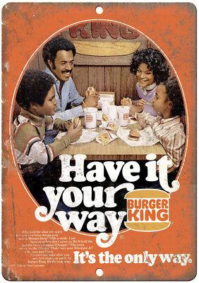 1970/'s Burger King Memorabilia