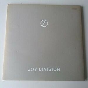 Joy-Division-Still-Vinyl-LP-Original-UK-Press-1981-Inners-EX-EX