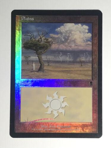 Plains Eric Peterson 333//350 Odyssey MTG FREE SHIPPING Foil 1x LP