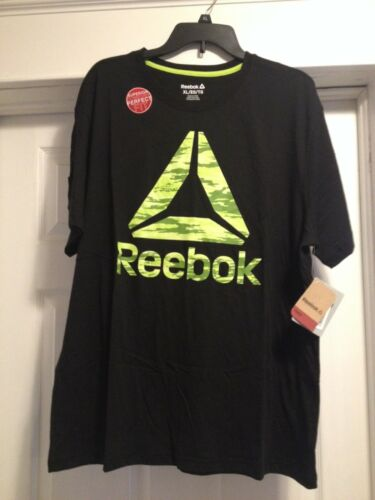 Reebok Ghost Or Mantra Crew Neck Shirt Choose Color Size