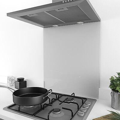 MyAppliances REF1163 60cm x 75cm Cool Slate Glass Splashback