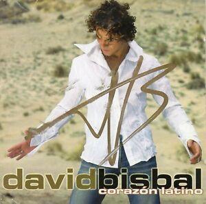 DAVID-BISBAL-034-CORAZON-LATINO-034-SPECIAL-EDITION-CD-DVD-SIGNED-OT-CHENOA
