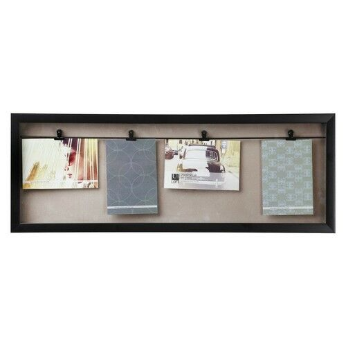 Loft by Umbra Photoclip Multi 4 Opening Frame