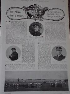 Energetic 1899 Boer War Lancashire Fusiliers Minden Ocallaghan &c Art