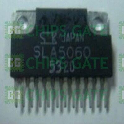 1PCS SLA5064 Encapsulation:ZIP-12,N-channel+P-channel 3-phase motor drive