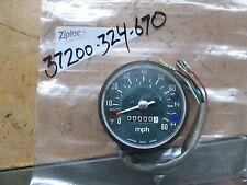 NOS Honda Speedometer 1973 CB125 CL100 1973 1974 CL125 Scrambler 37200-324-670