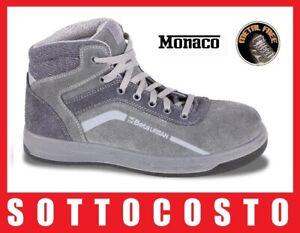 35 mm Beta 73680435 Urban Monaco Alte Pelle Grey S3 UG 35
